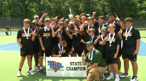 Seahawks win State Championship