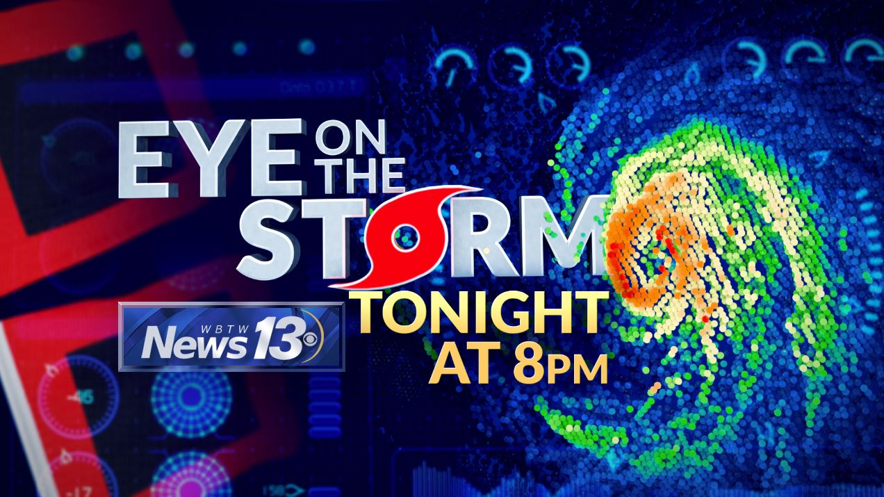 Eye on the Storm | Aug  7 | WBTW