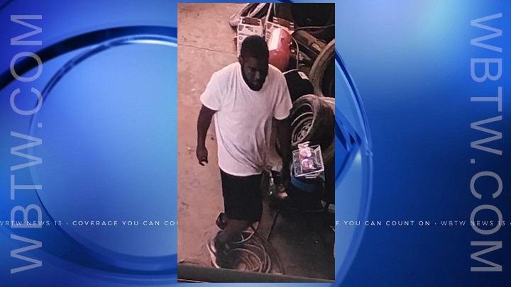 Latta police identify person of interest after tires stolen