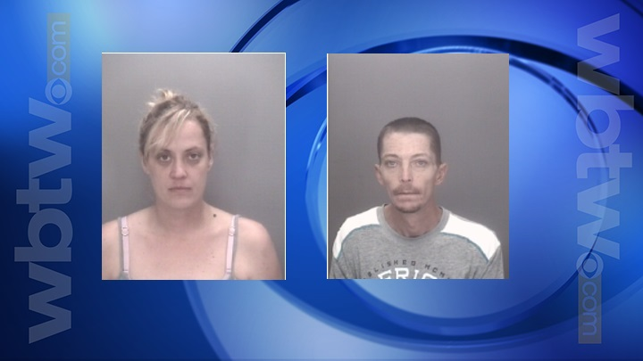 Lumberton police seize multiple drugs, gun, cash from couple's car