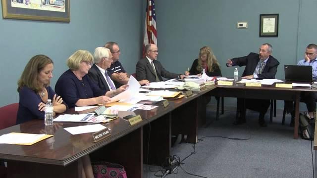Winthrop School Committee Meeting of August 18, 2014
