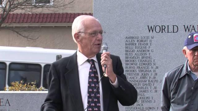 Winthrop Veterans Day 2014