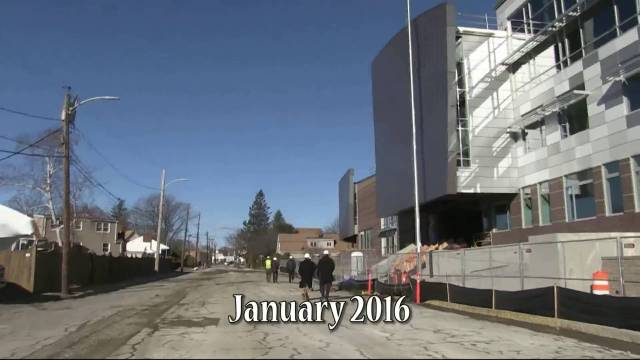 New School Update Part 3, Jan 2016