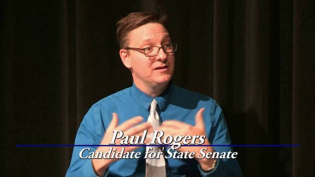 Senate Candidate Rogers March 2016