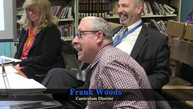 Winthrop School Committee Meeting of April 11, 2016