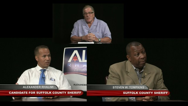 Community Forum With Ron Vecchia: Candidates for Suffolk County Sheriff