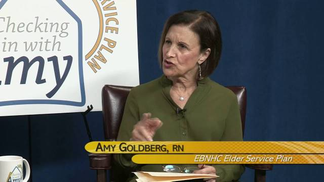 Checking In With Amy September Edition: Improving In Home Safety