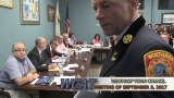 Winthrop Town Council Meeting of September 5, 2017