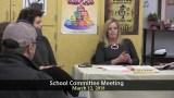 School Committee Meeting of March 12, 2018