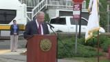 Charles Famolare Landing Dedication, Winthrop, MA
