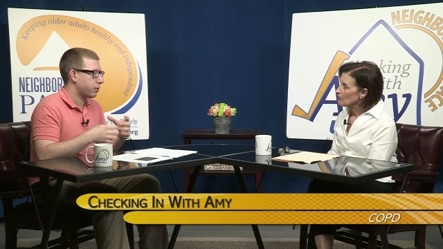 Checking In With Amy, July 2018: COPD