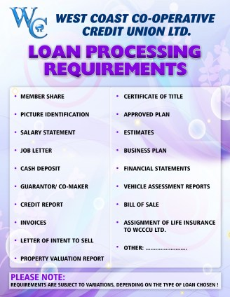 WCCU_Wise_Loan_Reruirements