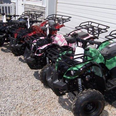 Wise Choice Equipment | Youth ATVs, UTVs, Dirt Bikes