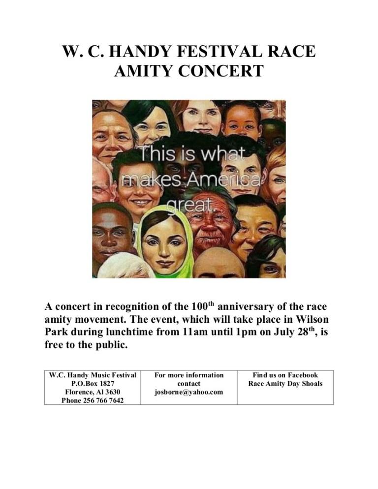 Amity Concert