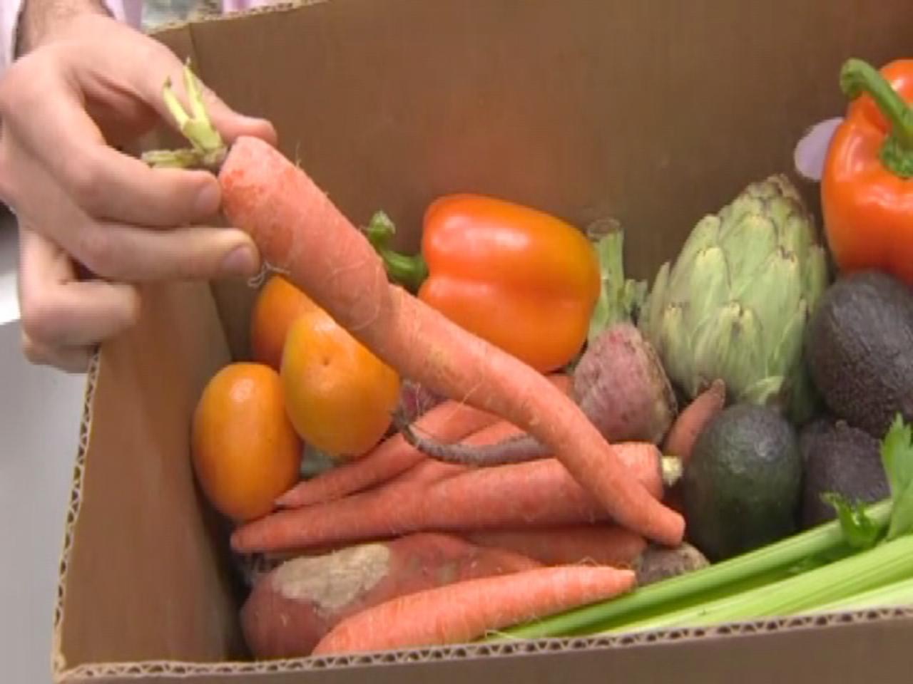 produce food veggies