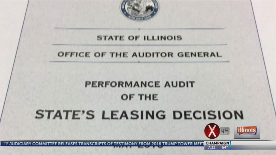 Audit rebukes Rauner administration for warehouse lease deals