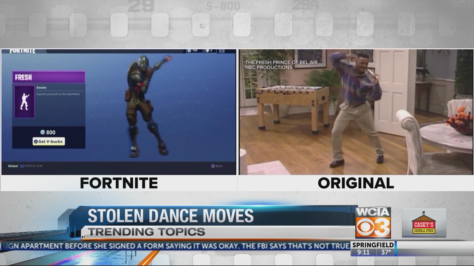 dance trending