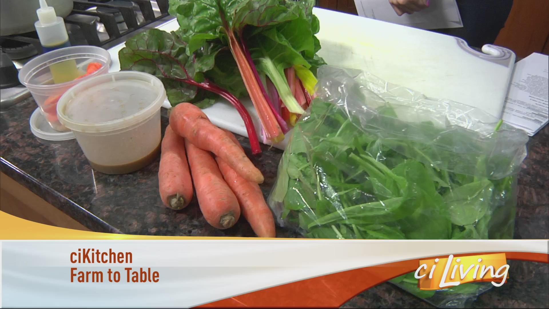 Farm to Table Recipe