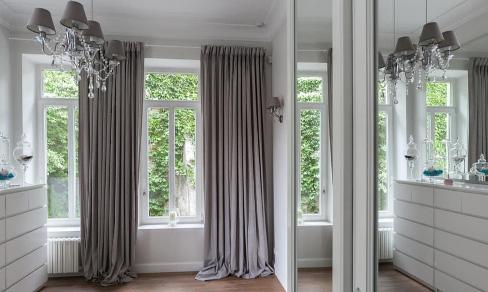 43 modern window treatment ideas