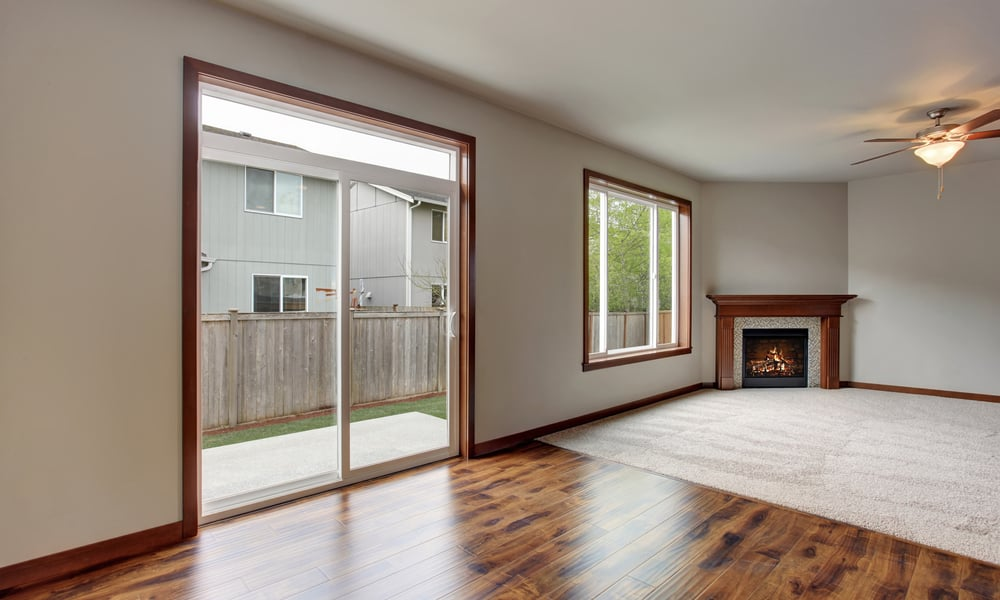 cost to replace a sliding glass door