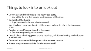 WCN Office Relocation - Slide21