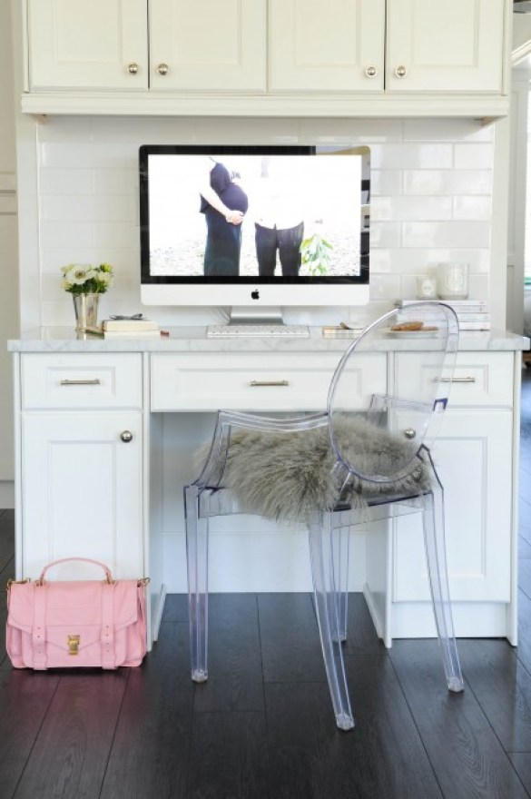 Desk Kitchen
