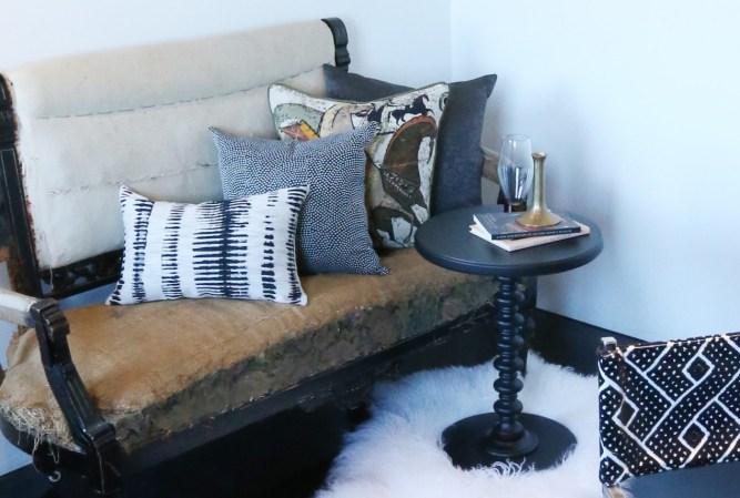 christa-pirl-office-design-vintage-sofa-mix-with-modern-design-one-room-challenge