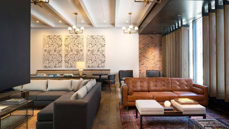 A Stylish, Modern Hotel In Milwaukee's Third Ward District
