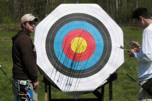 Members Archery @ Clubhouse