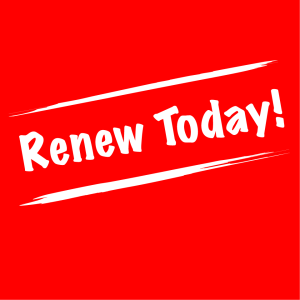Renew Your Membership! @ Kenmore Gun Range