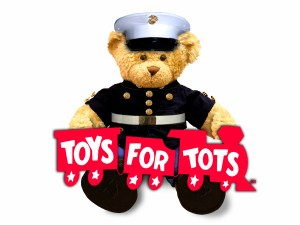 Toys for Tots Collection @ Kenmore Range