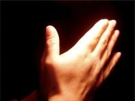 <p>Praying with Twitter!</p>