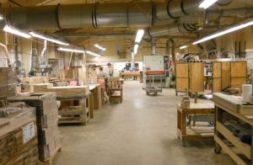 WDI Production Floor