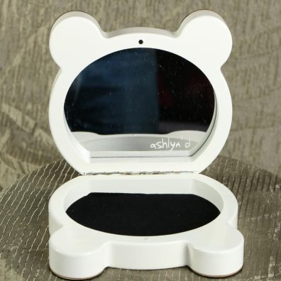 Ashlyn'd makeup compact with mirror