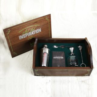 Lucid Absinthe Drink Kit with removable lid
