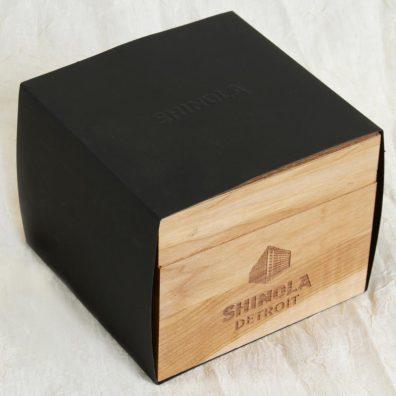 Shinola Watch - Retail Package