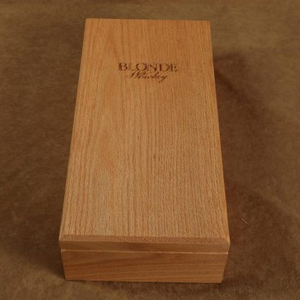 Blonde Whiskey Retail Package