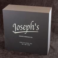 Joseph's Pie Box