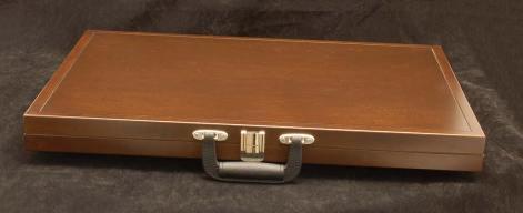 Wood Presentation Case