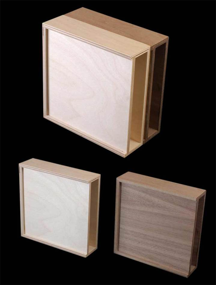 Picture Display Boxes by YIELD