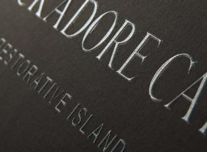 Embossing Example