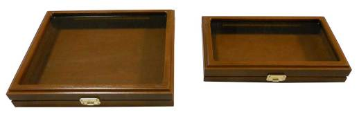 Glass Top Display Trays/Drawers