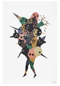 Ikea ART Event 2017 collectie kunst tekenkunst poster Hell'o