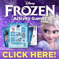 Download Frozen Activities