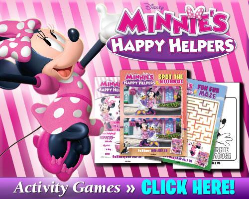Download Minnie's Happy Helpers Activities
