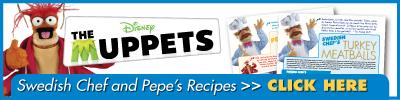 Download Printable Recipes!