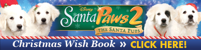 download Santa Paws 2 Holiday Activities!