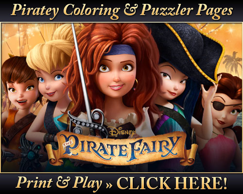 Download Piratey Coloring & Puzzler Pages