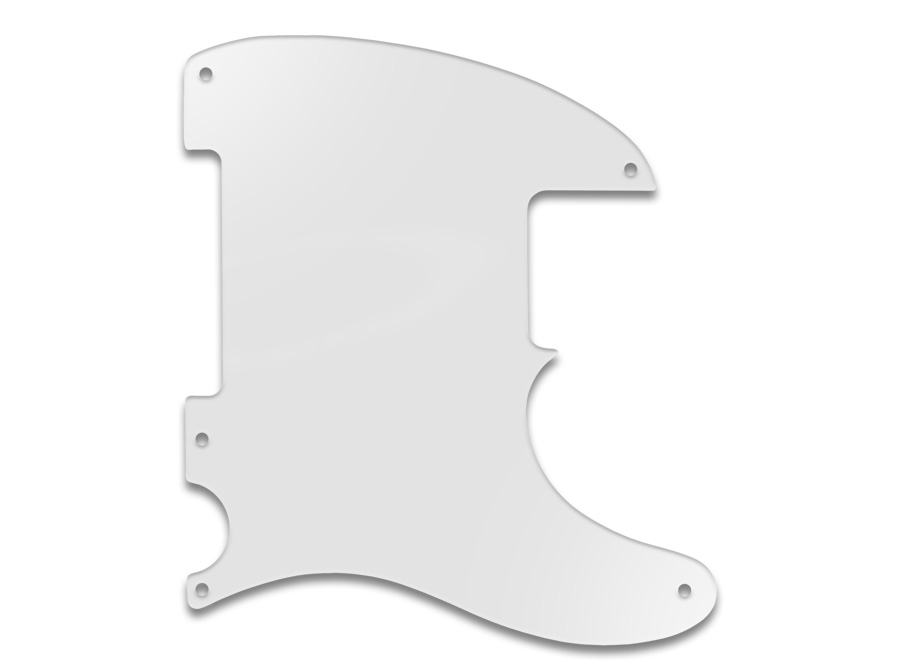 8 Hole Esquire Pickguard