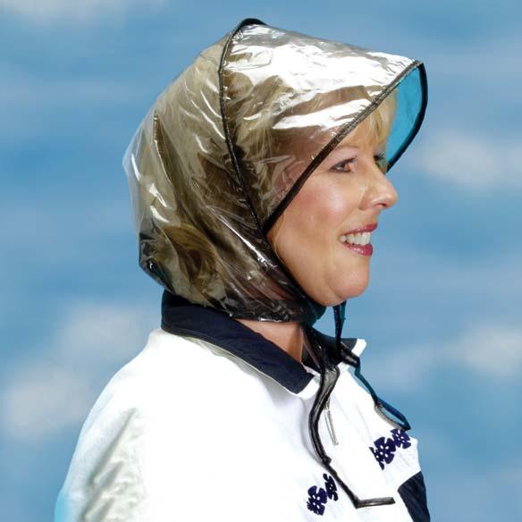 Plastic Rain Bonnet Bonnet For Hair Bonnet For Women